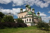 Ryssland, Jaroslavl regionen, pereslavl. goritskii kloster Uspenskij katedralen — Stockfoto