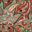 Royalty-Free Stock Imagen vectorial: Beautiful colorful paisley seamless background.