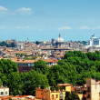 Stock Photo: Rome cityscape, Italy