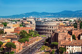 Colosseum, Rome - Italy — Stock Photo