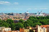 Rome cityscape, Italy — Stock Photo