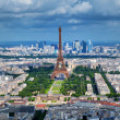Eiffel Tower, Paris - France — Stock Photo #11999318