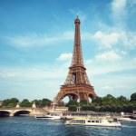 Eiffel Tower, Paris — Stock Photo #12006075