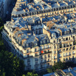 Apartments in Paris — Stock fotografie