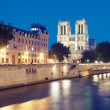 Notre Dame, Paris - France - Stock Photo