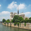 Stock Photo: Notre Dame, Paris - France