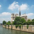 Notre Dame, Paris - France — Stock Photo #13215102