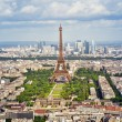 Eiffel Tower, Paris - France — Stock Photo #13481219