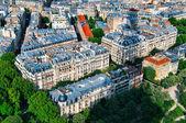 Apartments in Paris — Stock Photo