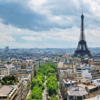 View of Eiffel Tower — Stock Photo #13624767