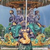 パリの噴水 — ストック写真