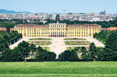 Schönbrunn Palace, Vienna - Austria — Stock Photo
