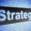 Strategy — Stock Photo #11284488
