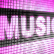 Music — Stock Photo