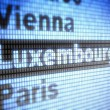 Luxembourgh - Stock Photo