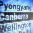 Canberra — Stock Photo