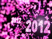 2012 — Foto de Stock