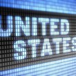 United States - Stock Photo