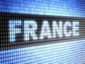 France — Stock Photo