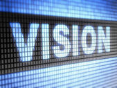 Vision — Stock Photo