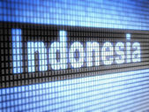 Indonesia — Stock Photo