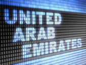 United AE — Stock Photo