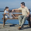 Father and Son — Stock Photo #11649038