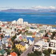 Downtown reykjavik, Islande — Photo #10944395