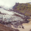 Steinholtsjokull glacier, Iceland — Stock Photo #10944506