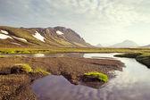 Alftavatn lake, Iceland — ストック写真