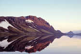 Alftavatn lake, Iceland — Stock Photo
