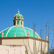 Dome of the Church of the Marsala - Stock Photo