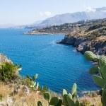 Zingaro Nature Reserve, Sicily, Italy — Stock Photo