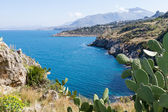 Zingaro Nature Reserve, Sicily, Italy — Stock Photo