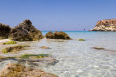 View of Lampedusa, Sicily — Stock Photo