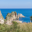 Tonnara di Scopello, Sicily — Stock Photo