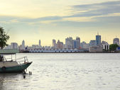 Bangkok city Skyline,Thailand — Stockfoto