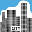 City-logo — Stock Vector