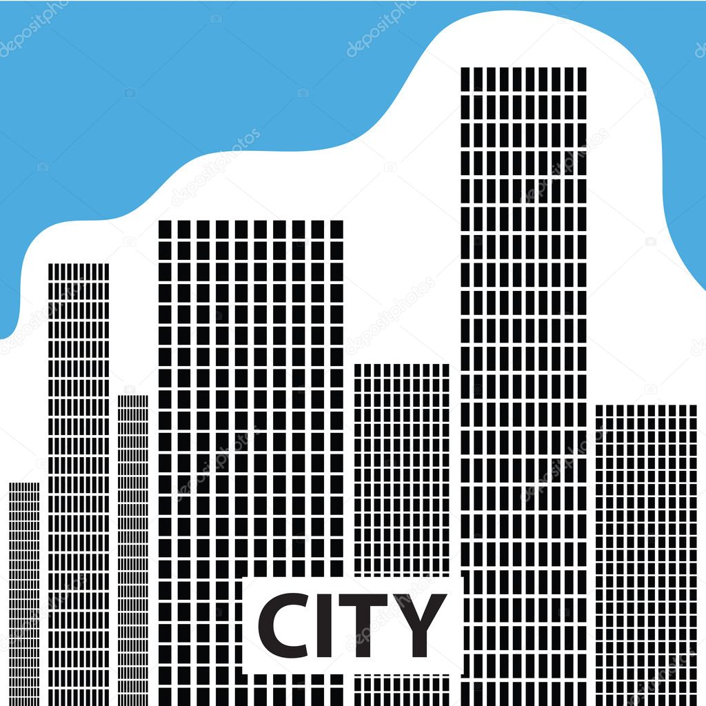 City-logo — Stock Vector #11004071