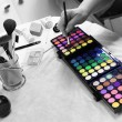 Stockfoto: Makeup palette