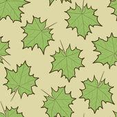 Maple leaves — Vetorial Stock