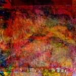 Original Oil Painting — Stock Photo