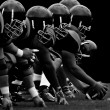 American Football — Stock Photo #11815249