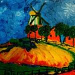 Windmill — Stock Photo #11815596