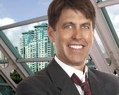 Very Happy Lawyer — Stock Photo
