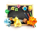 Pre school tools. — Stock Photo