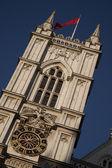 Westminsterské opatství, londýn — Stock fotografie
