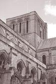 винчестерский собор, англия — Стоковое фото