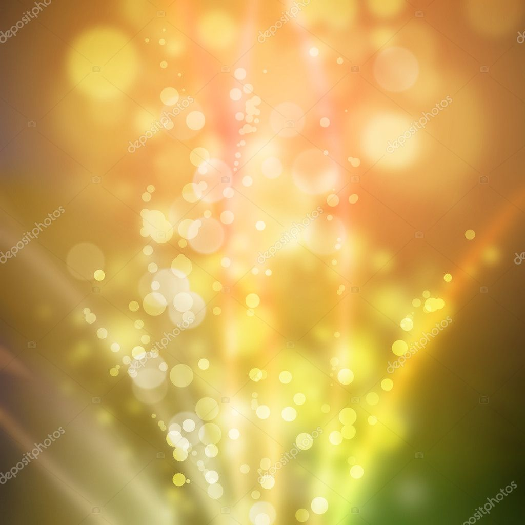 Bright energy fountain modern abstract background — Stock Photo #10786642