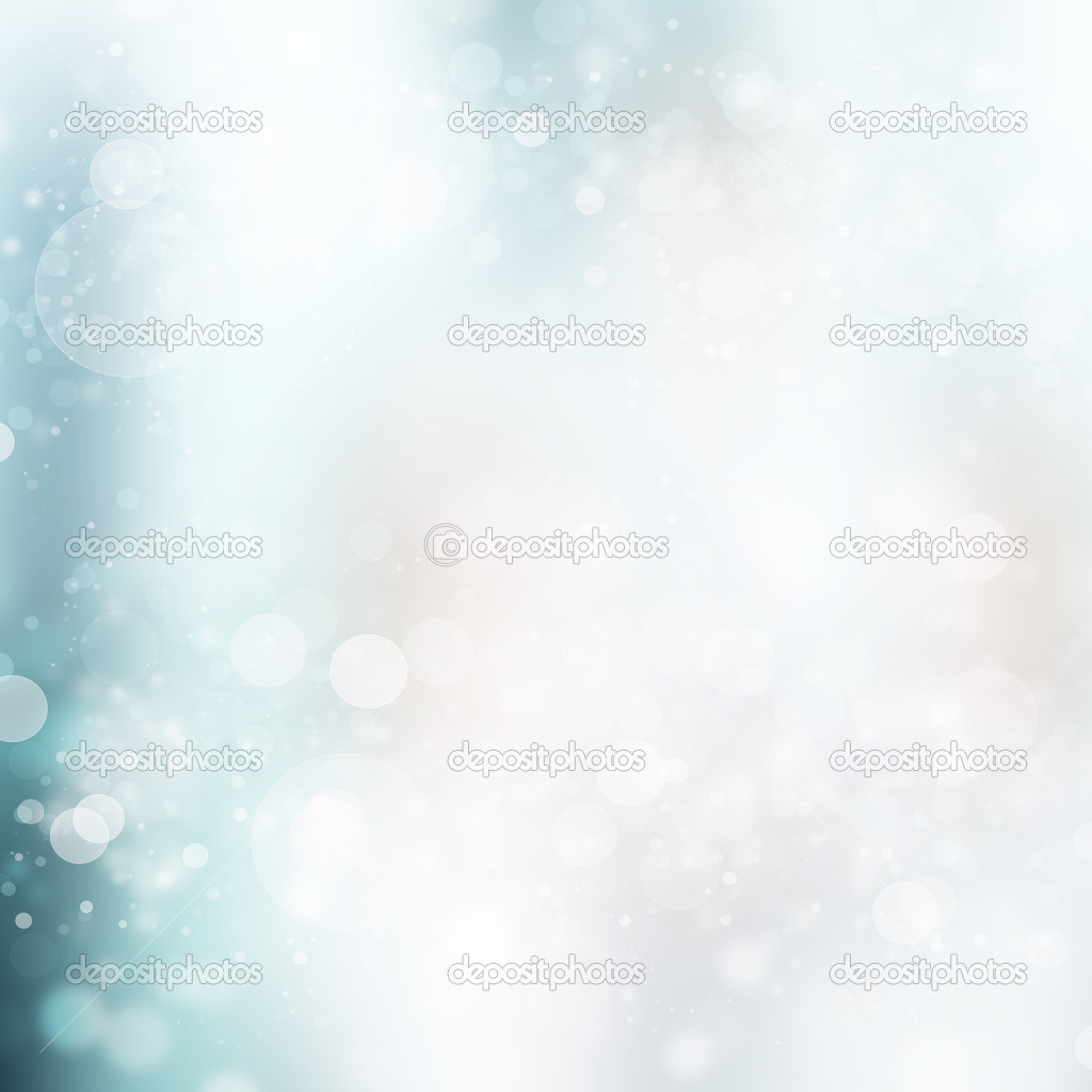 Light silver abstract freshness background with white ice tinsel — Stock Photo #10786983